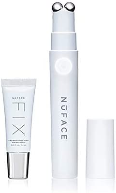 NuFACE FIX Line Smoothing Device Targeted Microcurrent Treatment Mascara sized Skin Care Device product image