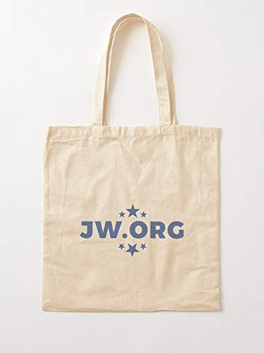 Jw Jws Jehovah Witnesses Org Witness Jehovahs Jworg | Bolso de lona de algodón para mujeres, hombres, madres, amigas, hermanas y niñas,