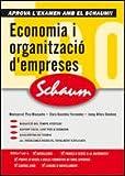 CUTR ECONOMIA I ORGANIZACIO D'EMPRESES SCHAUM SELECTIVIDAD-CURSO CERO (CATALAN) - 9788448198602