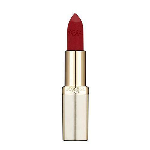 L'Oréal Paris Color Riche Lippenstift, 297 Red Passion - Lip Pencil mit edlen Farbpigmenten und cremiger Textur - unglaublich reichaltig und pflegend, 1er Pack