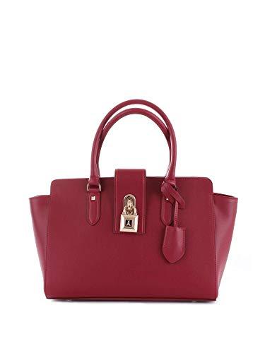 Patrizia Pepe Daily Lock Handtasche Leder 32 cm