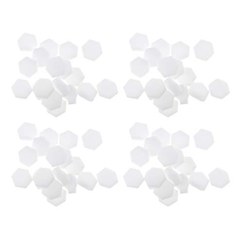 Generic 320 Pièces Eponges de Nail Art Estampage Transfert de Modèle Outil à Ongles Bricolage Manucure Professionel
