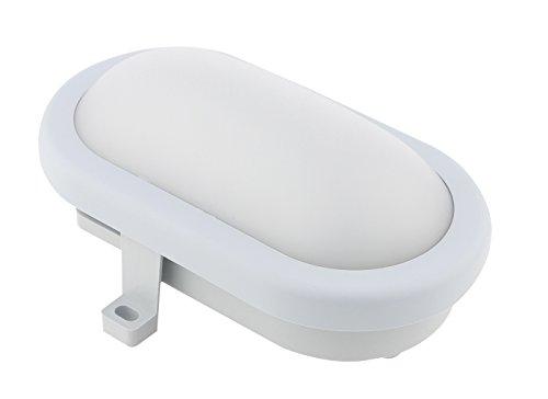 REV Ritter LED-Leuchte oval, grau 2101011010