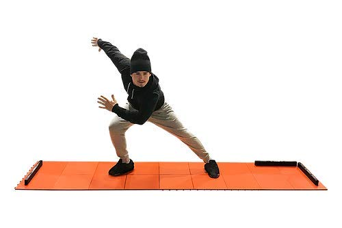 Hockey Revolution Adjustable Length Training Tiles (My Slide Board PRO)