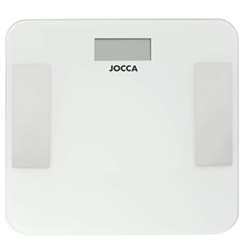 Jocca 7164 -Báscula con Bluetooth, historial de medidas, me