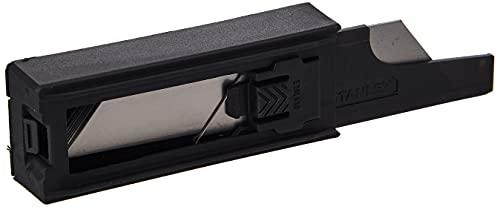 Stanley FatMax 2-11-800 Pack Hojas de Cuchillo de Alto Rendimiento Carbide, Plateado, Estandar, Set de 10 Piezas
