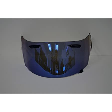 Helmet Accessories GP-7 Shield Blue Protective Gear metsmots.fr