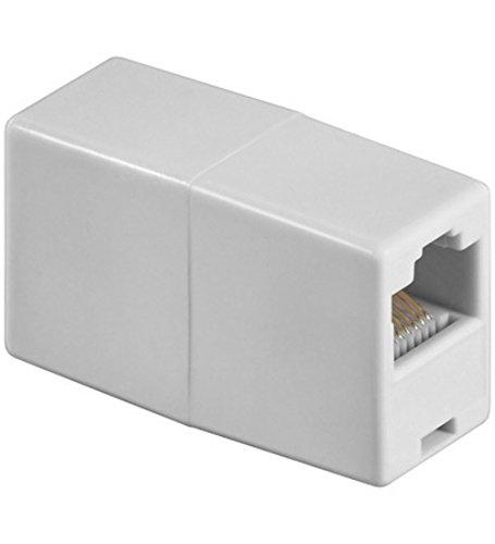 Preisvergleich Produktbild ISDN Kupplung,  2 x 8P8C Buchse