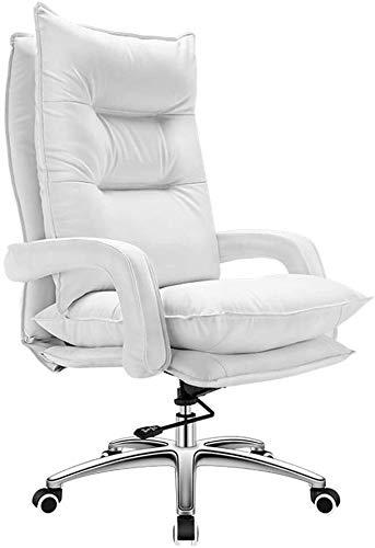 GSN Silla de la PU del cuero esponja de relleno de la capa que compite con la silla doble juego de diseño con respaldo alto grande del asiento y la inclinación del cojinete Función Peso 150 kg adecuad