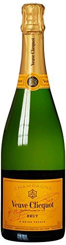 Karton mit 1x Champagner Veuve Cilcquot brut 75 cl 12% vol