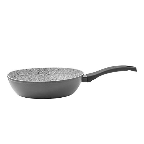 Kitchen Cook St26tfi - Padella in alluminio, 26 cm, modello Granit Infusion