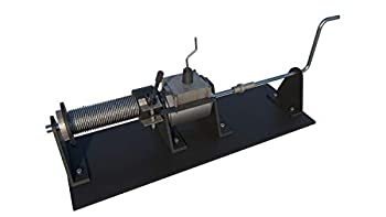Capstan Winch Plans DIY Material Handling Hand Winching Device Build Your Own
