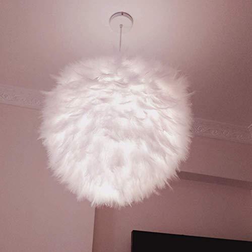 WYDM Lámpara de techo con luces colgantes, lámpara de araña nórdica posmoderna E27 para sala de estar, dormitorio, luz cálida