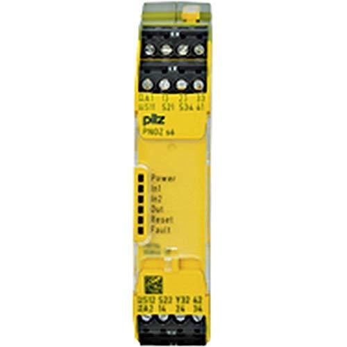 Pilz Zweihandbediengerät PNOZ s6#750136 48-240ACDC 3n/o 1n/c Zweihandschaltgerät 4046548025583