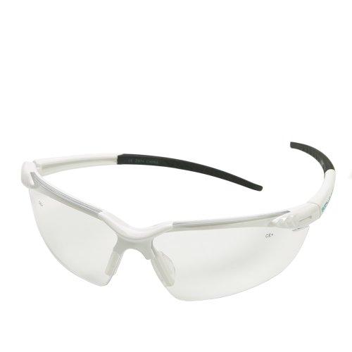 Chase Ergonomics 90606 Body Glove Bio 459 Series Safety Eyewear-White/Clear