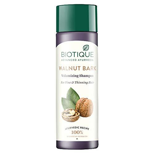 Bio Walnut Bark douce Ascenseur Body Building Shampooing et revitalisant pour cheveux fins et clairsemés