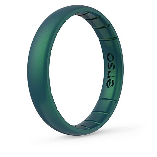Enso Rings Thin Legend Silicone Ring - Made in The USA -...