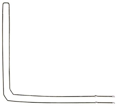 Heizkörper für Pizzaofen Cuppone EVOLUTION MECHANICAL, EVOLUTION DIGITAL, Mastro CAB0019, CAB0020 1400W 230V Länge 1144mm 1/4\'