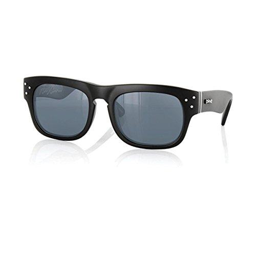 Carve King Cobra Gafas de sol, Matt Black Pola, 53 Unisex
