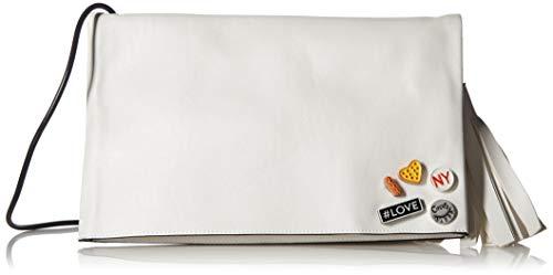 Circus by Sam Edelman Nicole Foldover Flap Shoulder Bag, White
