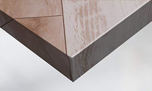 Cover Styl 20,16€/m² Premium Klebe Folie Holz Optik H7 - Light Vintage Panel Deko Möbelfolie selbstklebend Struktur 122cm Breite
