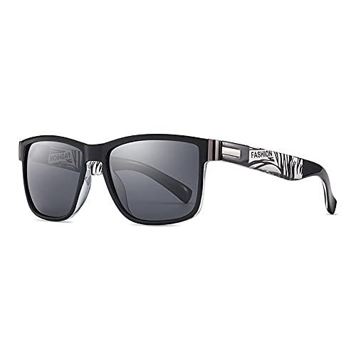 AMFG Gafas de sol polarizadas para hombres deportivos para hombre. (Color : C)