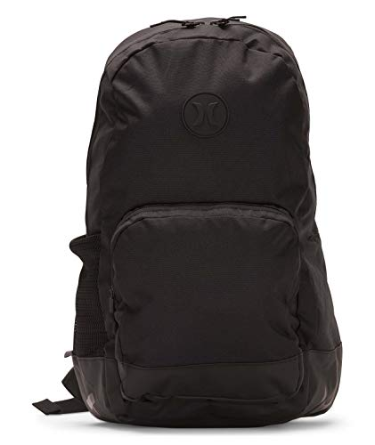Hurley M BLOCKADE II SOLID BACKPACK Sacs à Dos Homme Noir FR : Taille Unique (Taille Fabricant : Taille Unique)