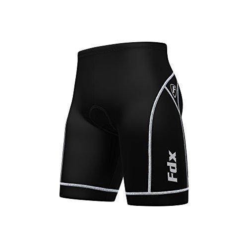 FDX Mens Quality Cycling Shorts ...