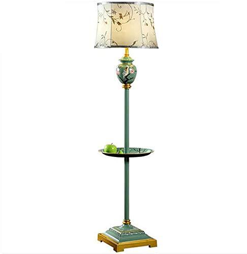 Wohnzimmerstehlampe/Hochzeiten Stehlampe Lernen, geeignet für Wohnzimmer, Schlafzimmer, Leseraum,A