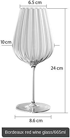 JINDAO Superlatite Crystal Glasses Luxury Creative Champagn Household Baltimore Mall Goblet