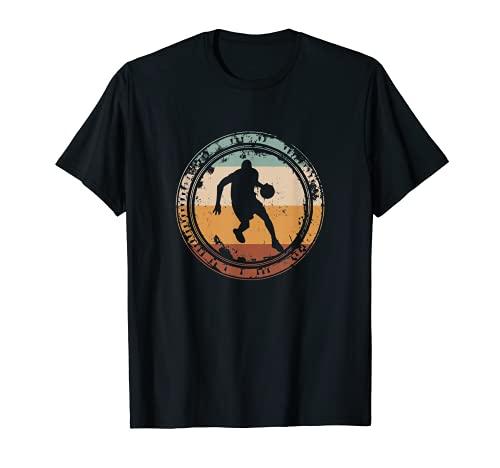 Basketball Spieler Vintage T-Shirt
