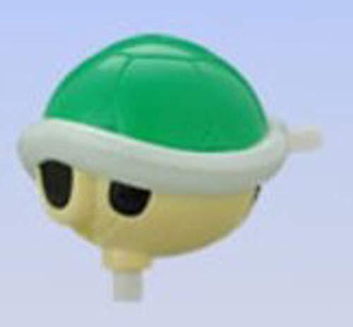 New Super Mario Bros. Wii Light Up - Portachiavi con ciondolo a forma di conchiglia Koopa Shell (illuminato)