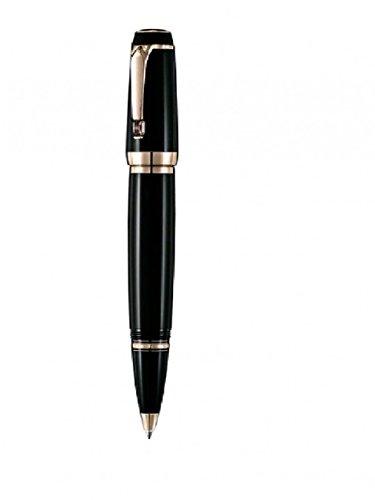 Marron Boheme MontBlanc-Penna a sfera, colore: nero