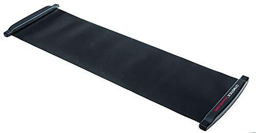 Gymstick Power Slider Board, Ganzkörpertrainer inkl. Übungsanleitung, 180 cm