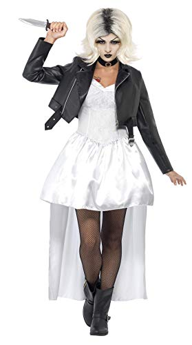 LADIES BRIDE OF CHUCKY COSTUME - MEDIUM