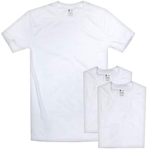 Reebok Men's Crew Neck T-Shirt (3 Pack)
