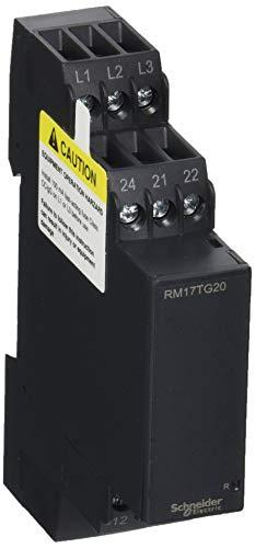 Schneider RM17TG20 Netzüberwachung, Phasenfolge, Ausfall, 183-484 Vac, 2 W