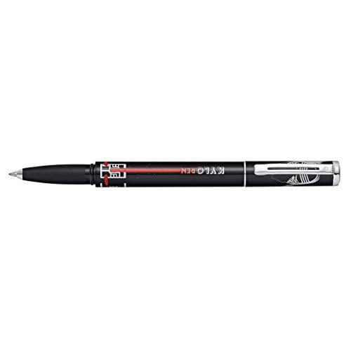 Sheaffer Pop Star Wars Kylo Ren - Bolígrafo de punta redonda (gel, acabado cromado)