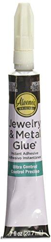 Price comparison product image Aleene's 21709 Jewelry & Metal Instant Adhesive