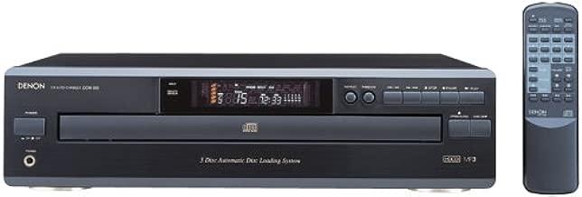 Denon DCM-380 Five-Disc Auto CD Changer (Discontinued by Manufacturer)