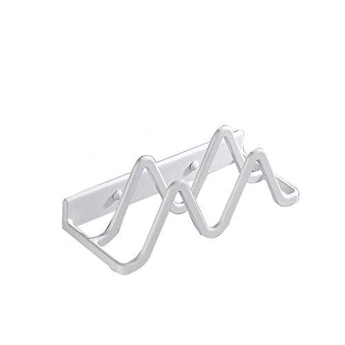 Hanging Chopping Board Rack Multifunction Kitchen Anti-Corrosion and Anti-Rust Storage Rack Cooking Tool Organizer Support Frame - Easy to Install