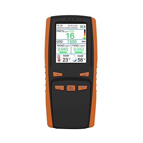 YEZIB Monitor Personal de Calidad del Aire. El Detector de...