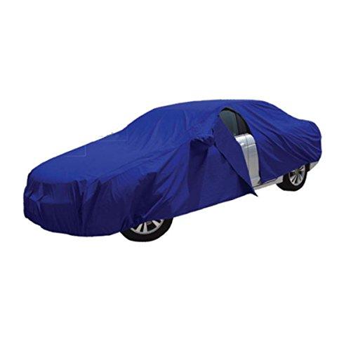 EMMEA Drap Housse Couvre-Voiture Ripstop imperméable Housse Voiture Saab 9 – 3 SportHatch 4P 02 > 12 Coque Taille TG. XL