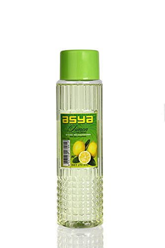 Asya After Shave Cologne Lemon 270ml (Limon Kolonyasi 80°)