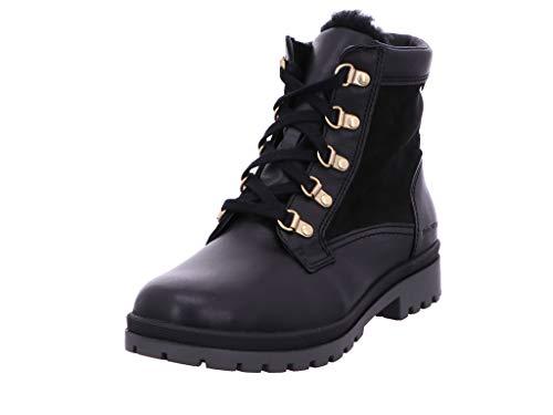 Mephisto - Boots Cuir Zorah - Noir - 38-5
