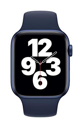 Apple Watch (40mm) Sportarmband, Dunkelmarine - Regular
