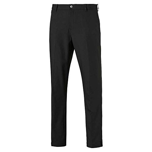 Puma Golf Men's 2019 Jackpot Pant, Puma Black, 34 x 34