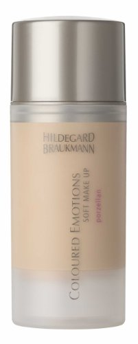 Hildegard Braukmann Coloured Emotions Soft Make-Up, Farbe Nr. 13, Bisquit, 1er Pack (1 x 30 ml)