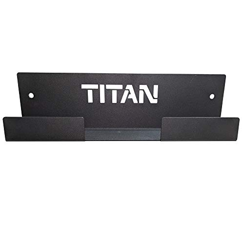 Titan Fitness Wall Mounted Bench Hanger