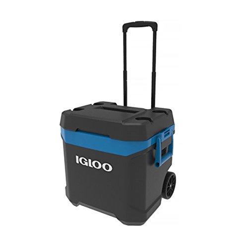 Igloo Nevera portátil Latitude 60 Roller Azul con Ruedas 57L